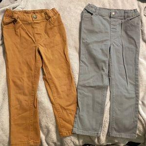 GARANIMALS 5T Boys Pants Bundle